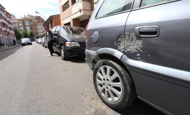 © Disparen contra un cotxe a la Mariola