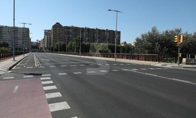 Lleida, una ciutat fantasma