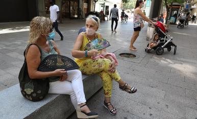 © La calor arriba per quedar-se a Lleida