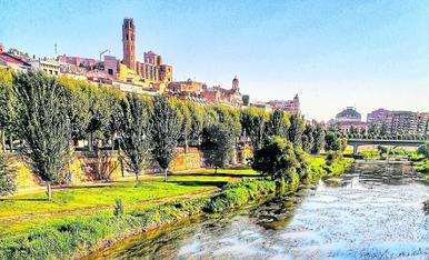 Postales de Lleida. De Lleonard Delshams