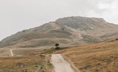 Estiu entre muntanyes.