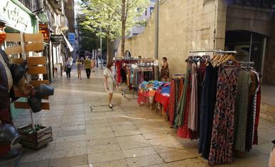 Mercat de les Rebaixes de l'Eix Comercial de Lleida