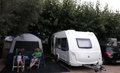Vacances aprop de casa amb la caravana