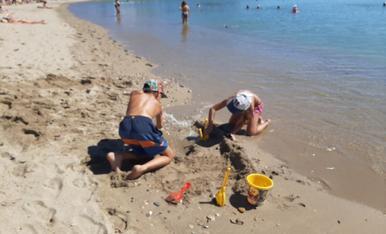 Un día de platja espectacular