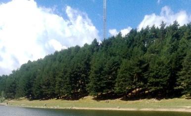 vacances a la muntanya, llac den Engolasters Andorra