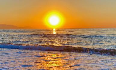 Petjades d'estiu per la costa del sol de Màlaga