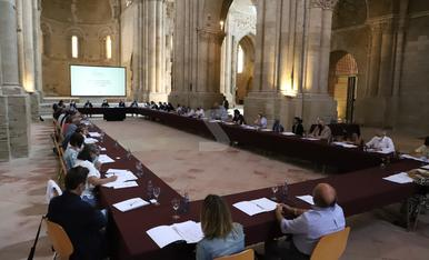 © Cimera per a la reconstrucció de Lleida