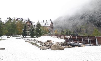 © Més fred i neu el cap de setmana