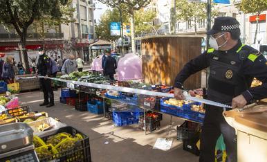 © L'aforament dels mercats, protegit