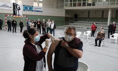 © Vacunació de grip a Térmens