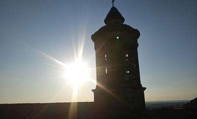 El campanar de Montoliu és un sol