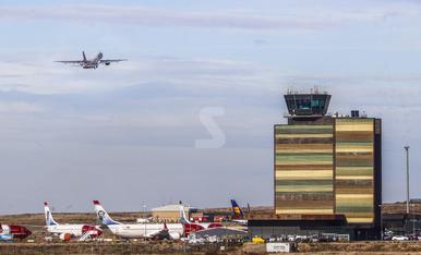 © Pràctiques de vol a Alguaire
