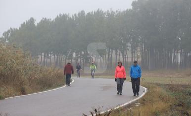 Caminades i esport a Lleida