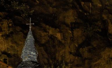 Campanar Església de Sant Bartomeu de Tavascan