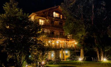 Hotel Estanys Blaus de Tavascan