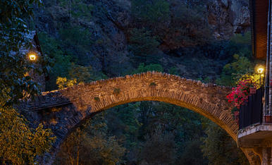 Pont medieval de Tavascan