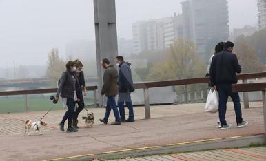 Nou cap de setmana de passeig i esport a l'aire lliure a Lleida