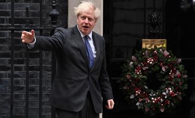 El primer ministre britànic, Boris Johnson, en una imatge d'arxiu.