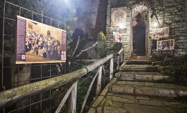 Viatge al pessebre de Sant Guim en imatges