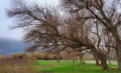 La Granja d'Escarp. Aiguabarreig Segre-Cinca
