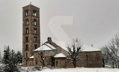 © La neu deixa un Pirineu de postal