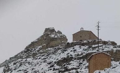 Ermita Sant Jaume. La Granja d'Escarp. Foto: Francesc Aran
