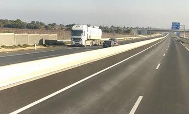 Els Mossos investiguen un cotxe en contra direcció per l'A-22 a Lleida