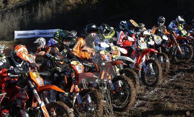 © Les motos tornen a rugir a Lleida