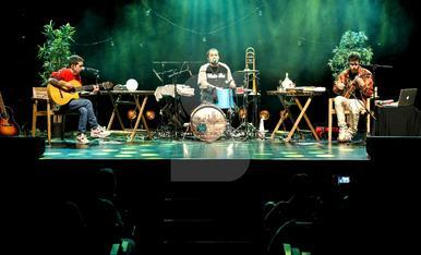 © Un 'terrat' al teatre de Balaguer