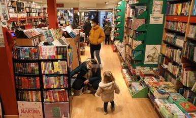 © Primer dissabte de llibreries obertes
