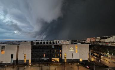 Tempesta de ponent