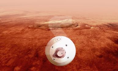 © Buscant rastres de vida a Mart