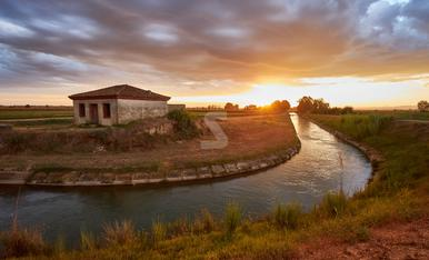 © El Canal d'Urgell prima també els seus usos socials