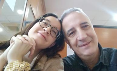 Salvador és el meu pare, compartint un esmorzar al bar i una estona de vida.