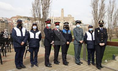 Acte unitari pel 8M a Lleida