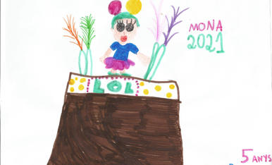 Mi mona - 2021