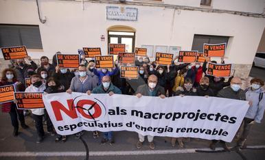 © La Segarra diu 'no' a més eòliques