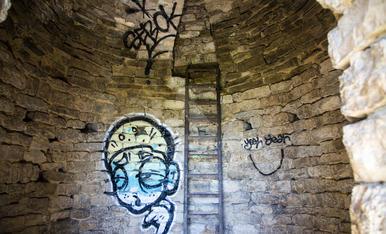 Atac vandàlic contra el Pilar d'Almenara d'Agramunt