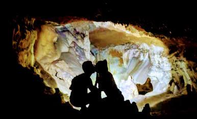 Des d'una cova de Ponent...