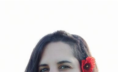 Ai, la rosella, floreta vermella del camp, una meravella