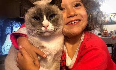 El Coco i la Lia s'estimen molt!