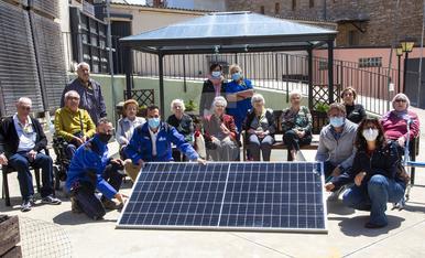© Energia solar per a una residència de Tàrrega