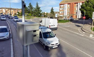 El radar instal·lat fa un mes permet imposar una mitjana de cinquanta sancions al dia.