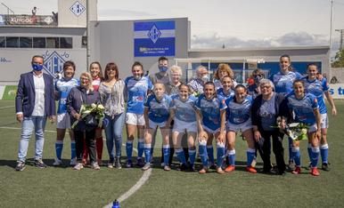 © El futbol femení està de moda