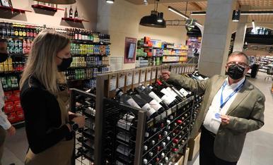 El supermercat més modern de Lleida