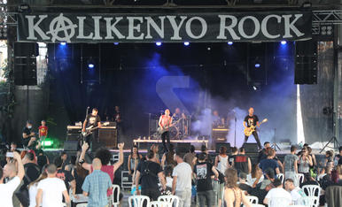 Kalikenyo Rock de Juneda 2021