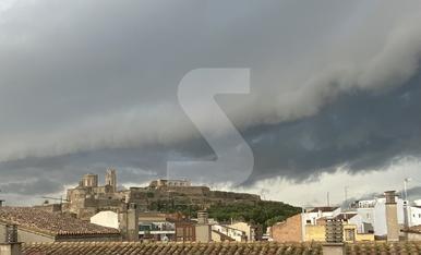 © Tempesta sobre Lleida