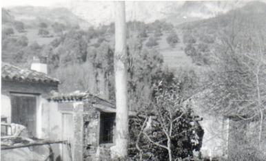 De petit al poble de Cortes de La Frontera (Malaga)