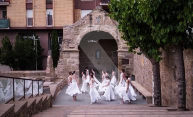 © Guissona, la dansa surt al carrer