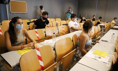 Selectivitat 2021 a Lleida